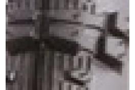 16 X 2.00 [DESEN - 1603] SİYAH  - MEGHNA