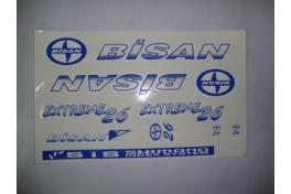 ETIKET BISAN
