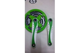 Aynakol 3'lü Renkl Yeşil-Beyaz