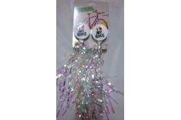 Bisiklet Püskül çift ışıklı